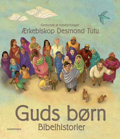 Guds børn - bibelhistorier fra N/A fra bog & mystik