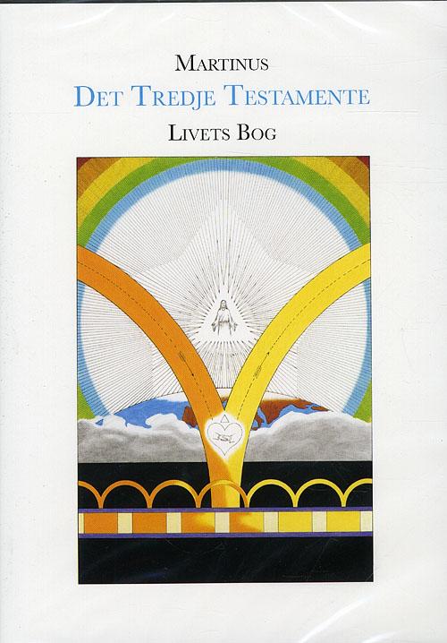 Livets bog 1 - Det Tredje Testamente - Lydbog