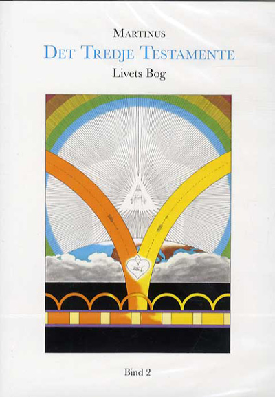 Livets bog 2 - Det Tredje Testamente - Lydbog