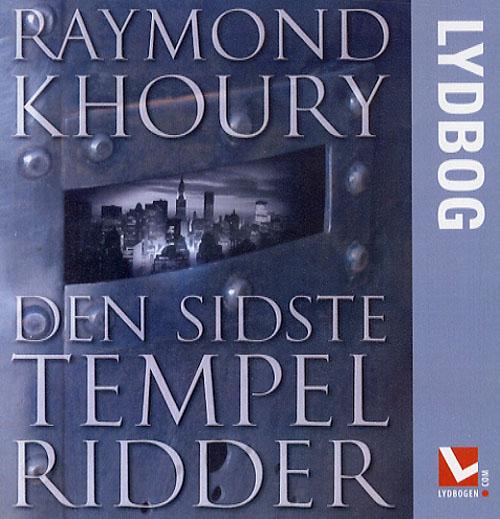 Den sidste Tempelridder - Lydbog