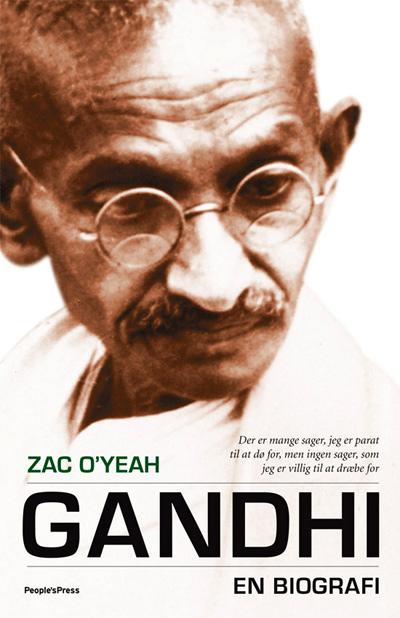 Gandhi fra N/A fra bog & mystik