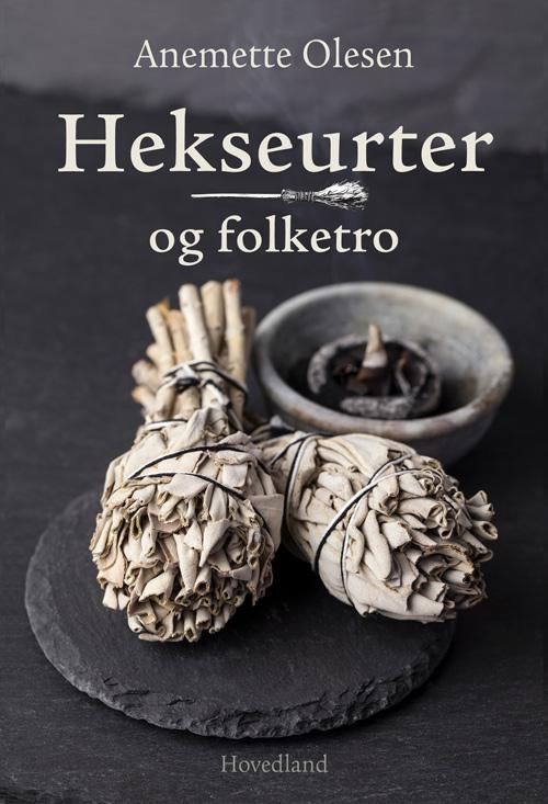 Image of   Hekseurter og folketro