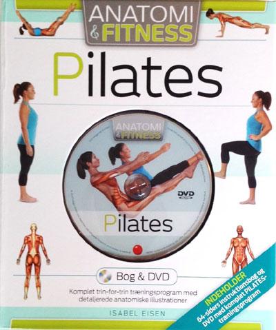 Pilates - bog & dvd fra N/A på bog & mystik