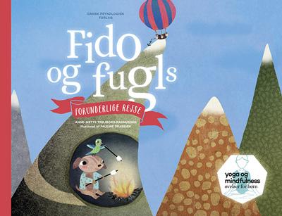 N/A Fido og fugls forunderlige rejse fra bog & mystik