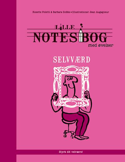 N/A – Lille notesbog med øvelser - selvværd fra bog & mystik