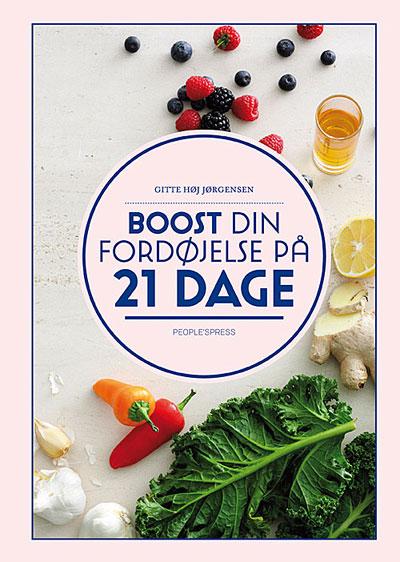 Image of   Boost din fordøjelse - på 21 dage