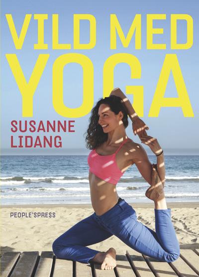 Vild med yoga fra N/A fra bog & mystik