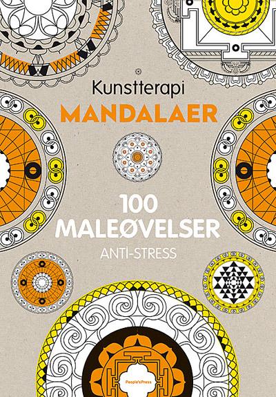 Image of   Mandalaer - 100 maleøvelser