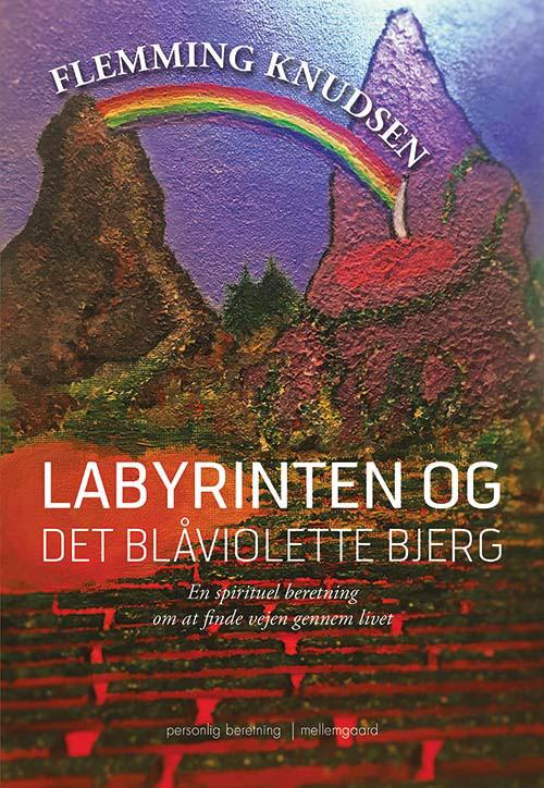 Labyrinten og det blåviolette bjerg fra N/A fra bog & mystik