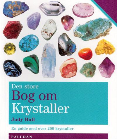 Image of   Den Store Bog om Krystaller