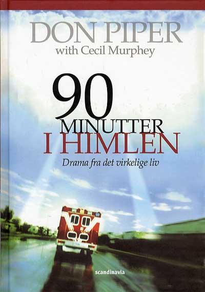 90 minutter i himlen fra N/A på bog & mystik