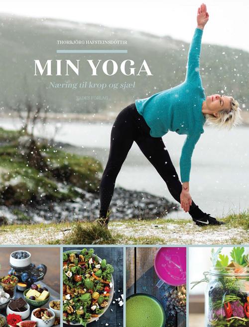 Min yoga fra N/A på bog & mystik