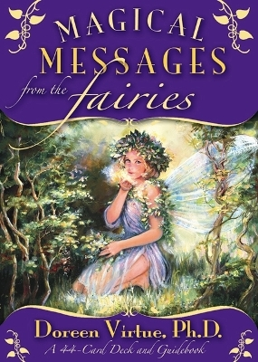 Magical messages from the fairies oracle cards - m/engelsk brugervejl - doreen virtue fra N/A fra bog & mystik