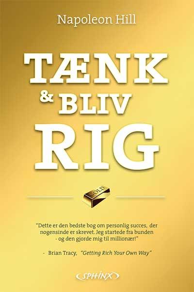 N/A Tænk og bliv rig! på bog & mystik