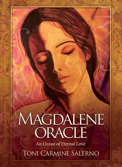 Magdalene oracle sæt - m/dansk brugervejl fra N/A fra bog & mystik