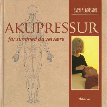 Image of   Akupressur for sundhed og velvære