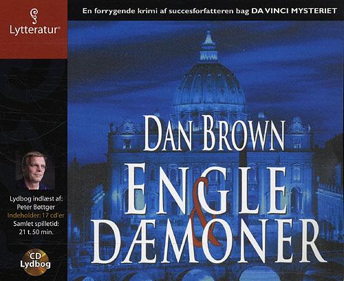 Engle & Dæmoner - Lydbog