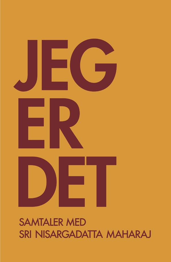 Image of   Jeg er DET