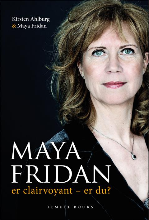 Image of   Maya Fridan er clairvoyant - er du?