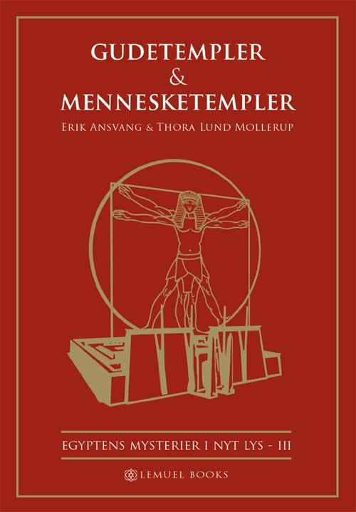 Image of   Gudetempler og Mennesketempler - Bind 3