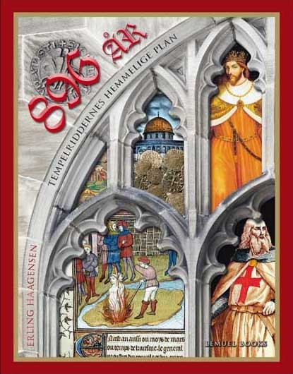 896 år - tempelriddernes hemmelige plan fra N/A fra bog & mystik