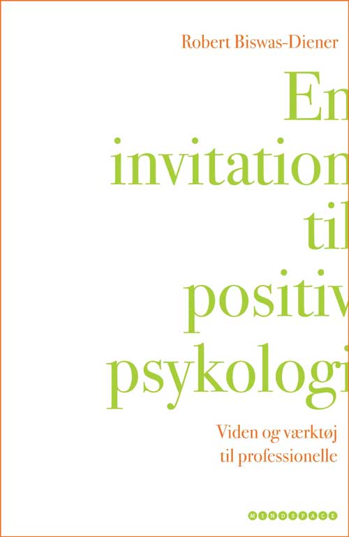 Image of   En invitation til positiv psykologi