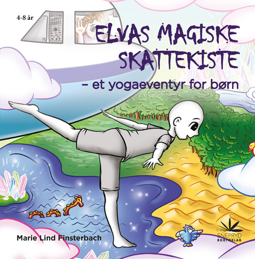 N/A – Elvas magiske skattekiste - et yogaeventyr for børn fra bog & mystik