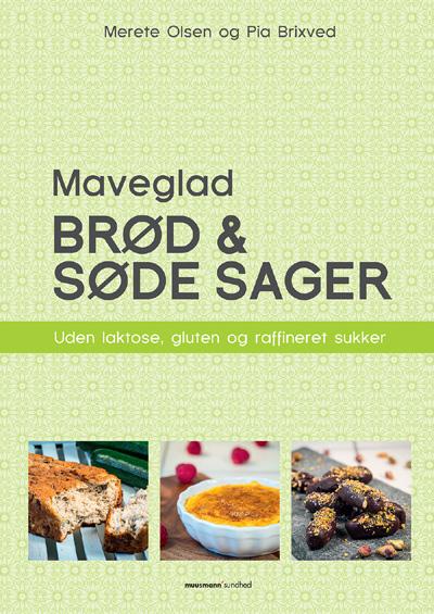 Maveglad brød & søde sager
