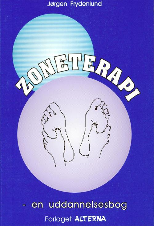 Zoneterapi fra N/A på bog & mystik