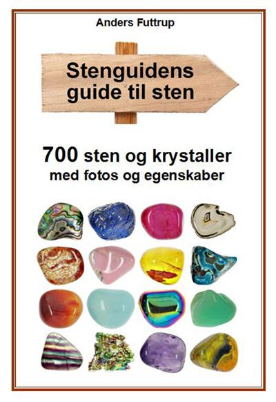 N/A Stenguidens guide til sten på bog & mystik