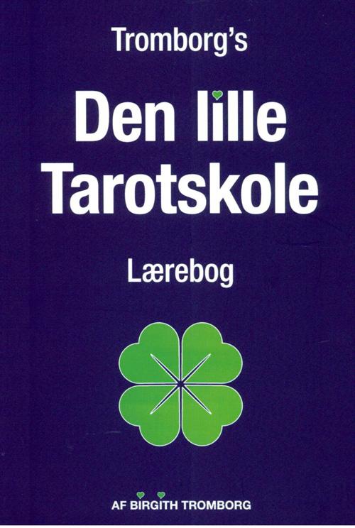 N/A – Den lille tarotskole - lærebog på bog & mystik