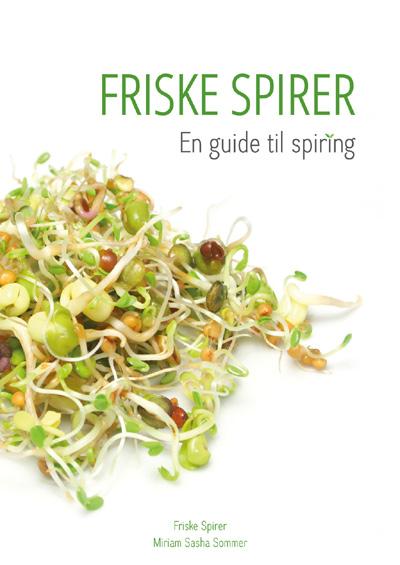 N/A – Friske spirer - en guide til spiring fra bog & mystik