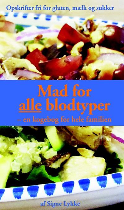 N/A – Mad for alle blodtyper på bog & mystik
