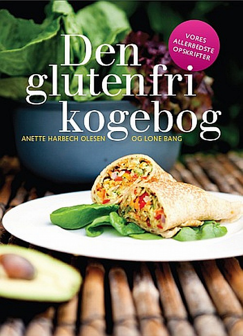 Image of   Den glutenfri kogebog