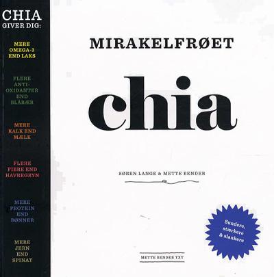 Mirakelfrøet chia fra N/A fra bog & mystik