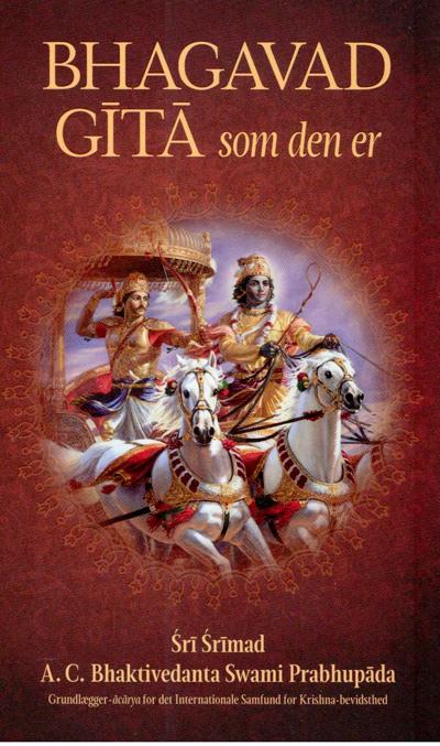 Image of   Bhagavad Gita - som den er