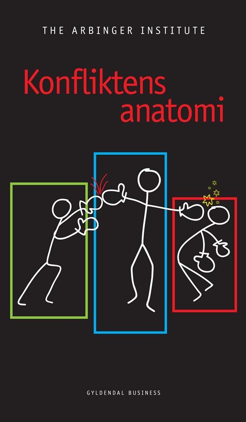 Konfliktens anatomi fra N/A fra bog & mystik