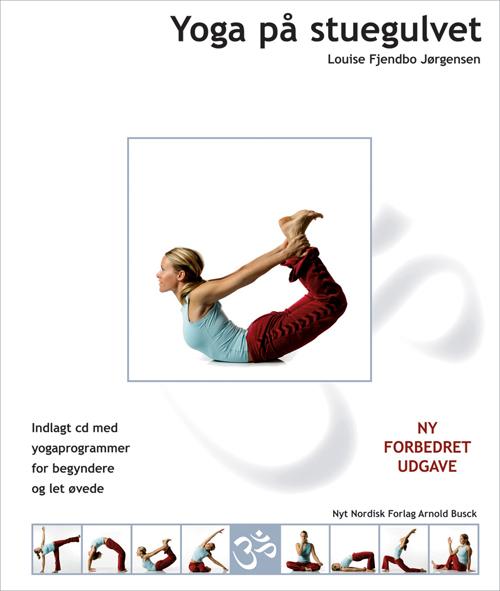 Yoga på stuegulvet - Inkl. cd