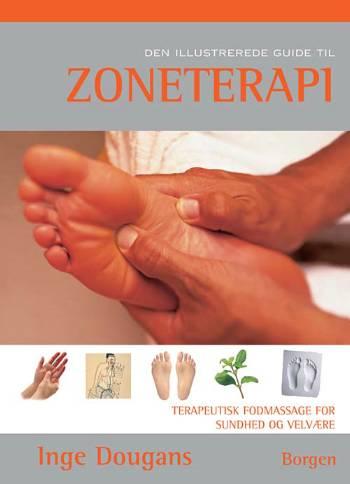 N/A Den illustrerede guide til zoneterapi på bog & mystik