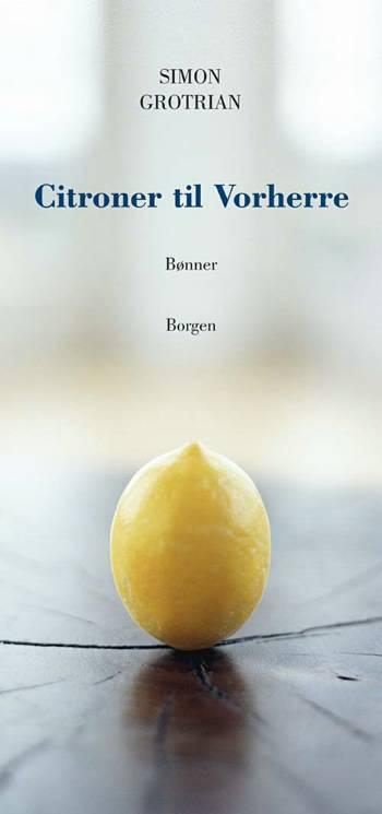 Image of   Citroner til Vorherre