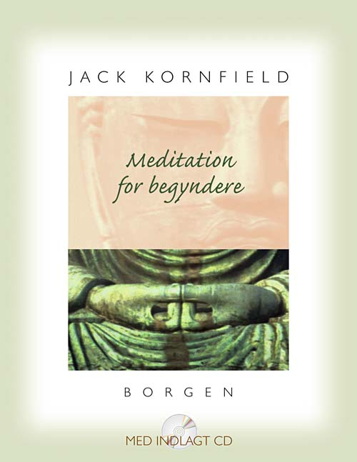 Image of   Meditation for begyndere - incl CD