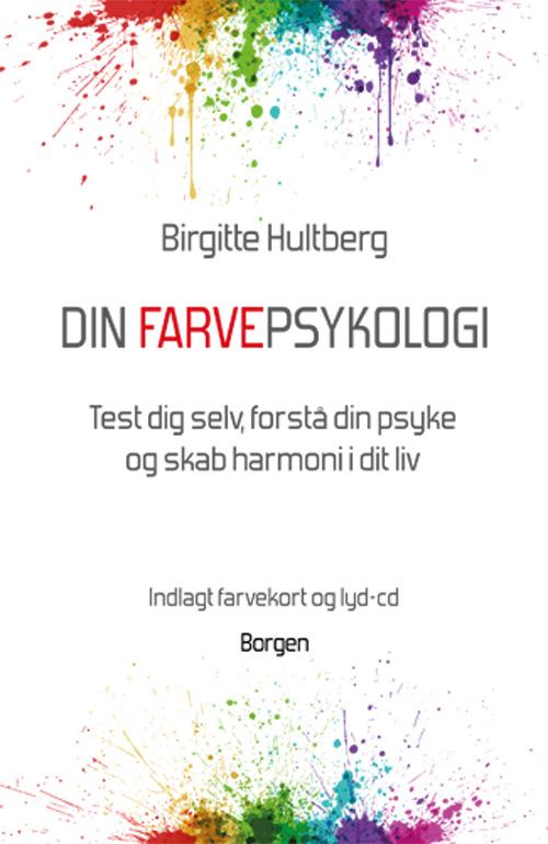 N/A Din farvepsykologi fra bog & mystik