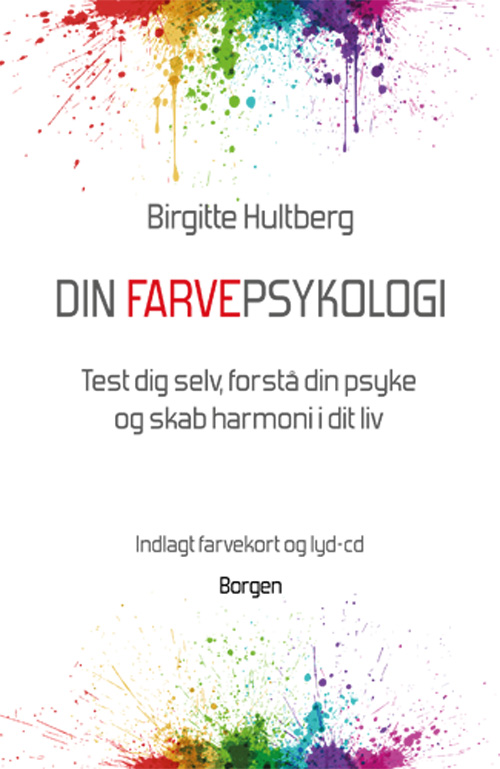 Image of   Din farvepsykologi