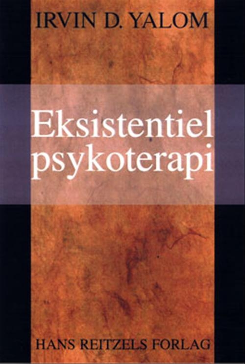 N/A – Eksistentiel psykoterapi på bog & mystik