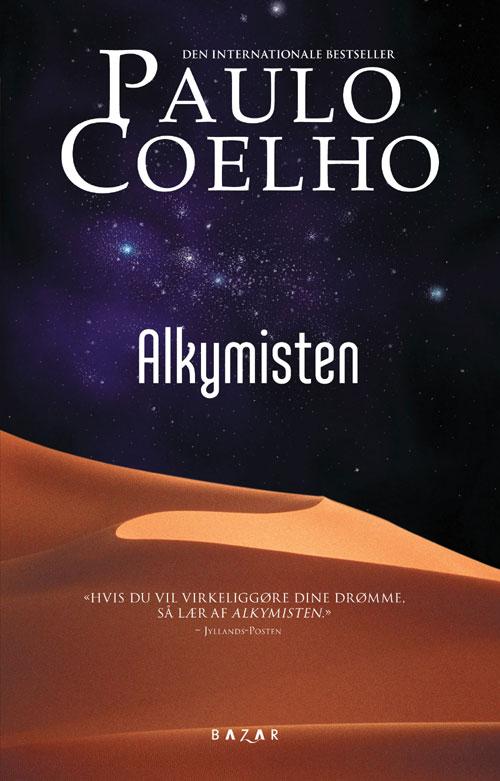 N/A Alkymisten på bog & mystik