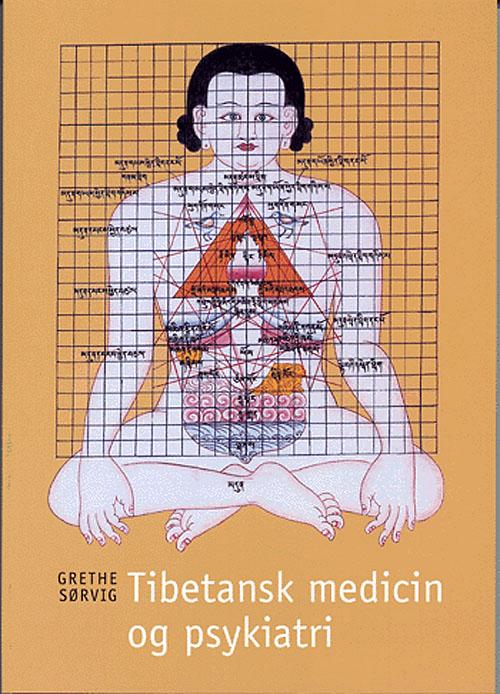 Image of   Tibetansk medicin og psykiatri