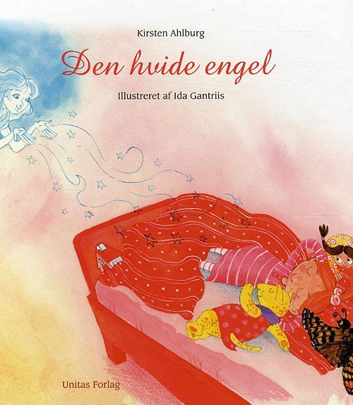 N/A Den hvide engel på bog & mystik