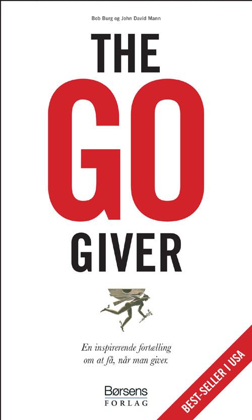 N/A – The go-giver fra bog & mystik