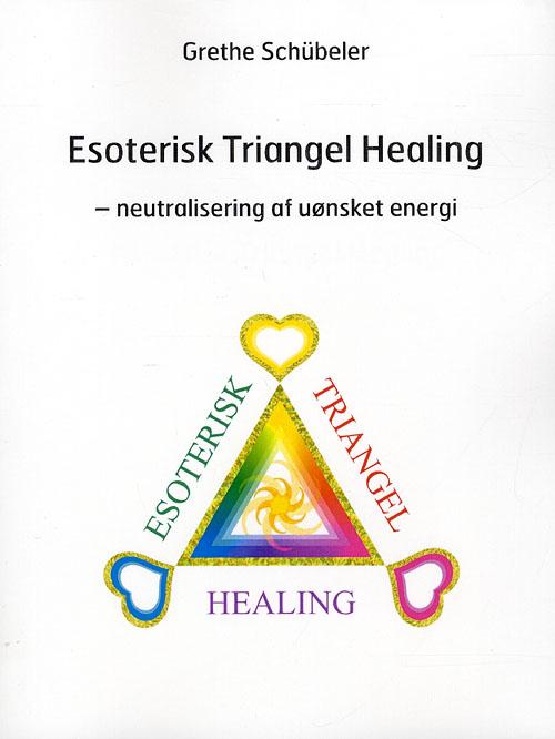 Esoterisk triangel healing fra N/A fra bog & mystik