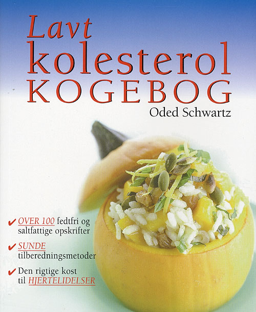 N/A Lavt kolesterol kogebog fra bog & mystik